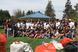 1000 Pounds of Trash Removed From Elk Grove Creeks