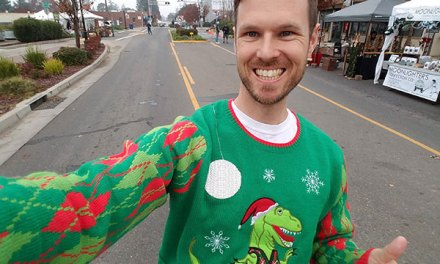 Red Note Youth Orchestra Spreads Awareness Through Crazy Sweater Campaign