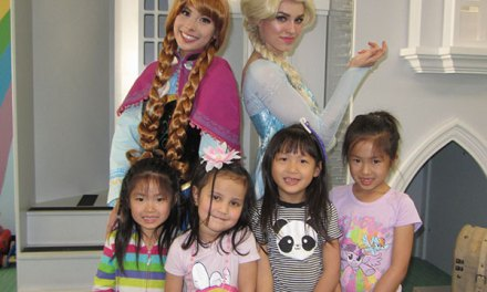 Frozen Valentine's Day Special At Imagine Play