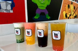 Elk Grove's Big Boba Theory Combines All Things Geek with Boba
