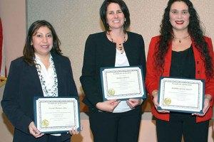 Dr. Crystal Alire, Beth Albiani, & Bobbie Singh-Allen