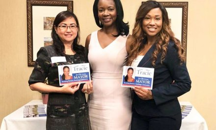 Mayoral Candidate Tracie Stafford Holds Meet & Greet Fundraiser