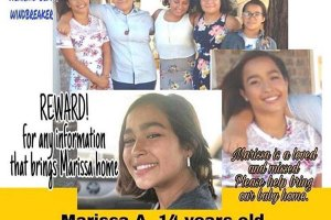 14 Year Old Girl Named Marissa Araiza Missing From Elk Grove