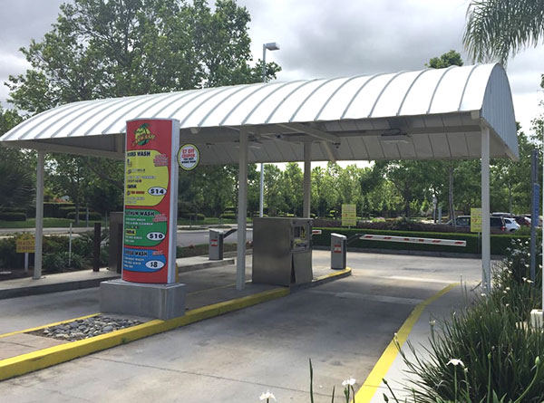 Man Is Assaulted & Has Car Stolen At Kelly's Express Car Wash
