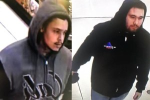 Pics of suspects released by the Elk Grove Police Department