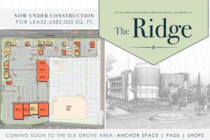 85 degrees, Starbucks, Noah's Bagels, Koja, Olive Garden, & Buffalo Wild Wings To Open At The Ridge Center By Costco