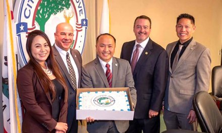Ly, Hume, Nguyen Sworn In; Hume Elected Vice Mayor