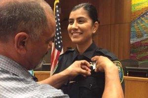 22 Year Old Davis Police Officer Natalie Corona Dies In Shooting