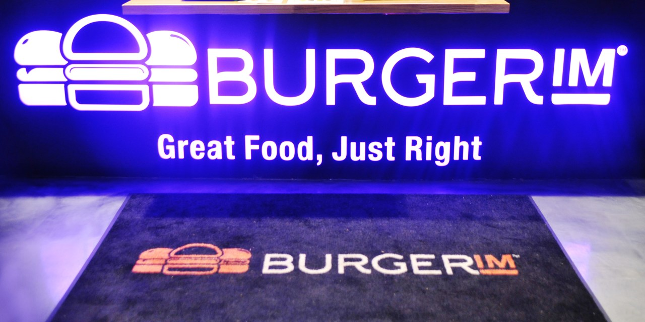 BurgerIM & Their Gourmet Burgers Are Here!
