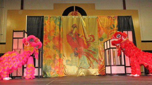 Elk Grove Lunar New Year Celebration Draws Crowds