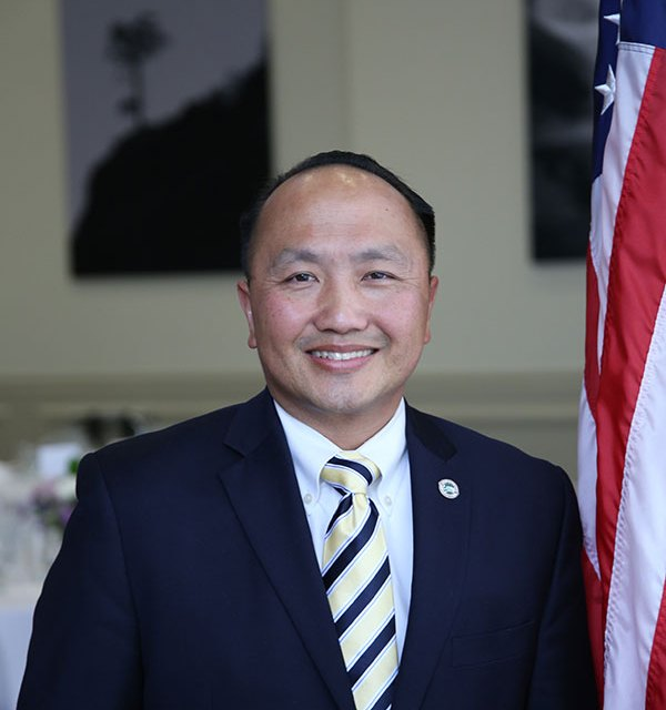 Elk Grove Mayor Steve Ly Confronted By Protestors Over Hospital Project