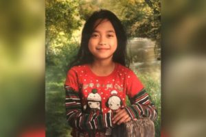 9 year old Phoemela Miranda pictured here. Courtesy of Elk Grove Police Department.