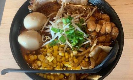 Koshi Ramen In Delta Shores Offers Delicious Ramen & Appetizers