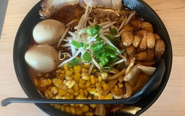 Koshi Ramen In Delta Shores Offers Delicious Ramen & Appetizers