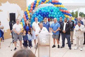 Grand Opening of The Elk Grove Aquatic Center