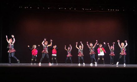 Rize All 2 Infinity and Beyond Dance Recital Showcases Local Youth