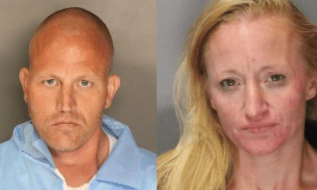 Two Arrested For Attempted Home Burglary