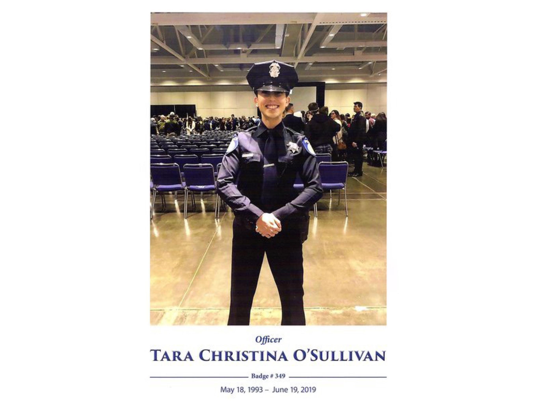 Slain Sacramento Officer Tara O Sullivan Mourned By Community