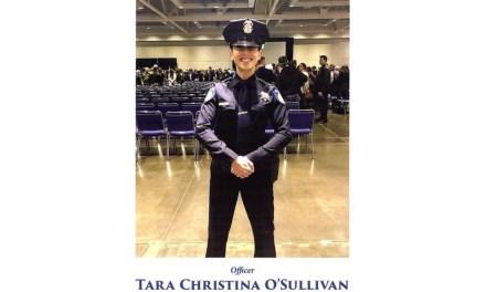Slain Sacramento Officer Tara O'Sullivan Mourned By Community