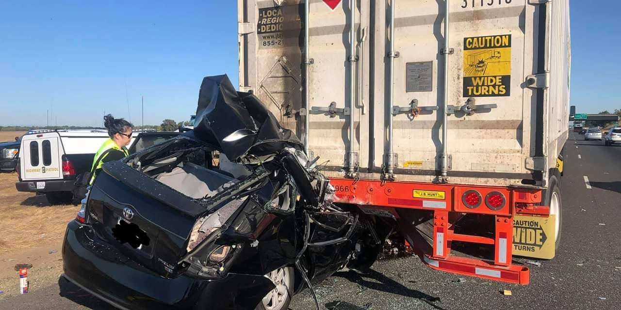 Fatality In Northbound I-5 Accident