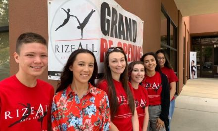 Rize All Arts Center Holds Grand Re-Opening