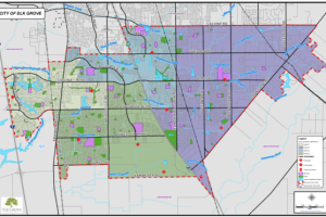 Elk Grove Current District Map