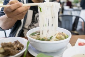 Grand Opening Of Pho Bistro In Elk Grove