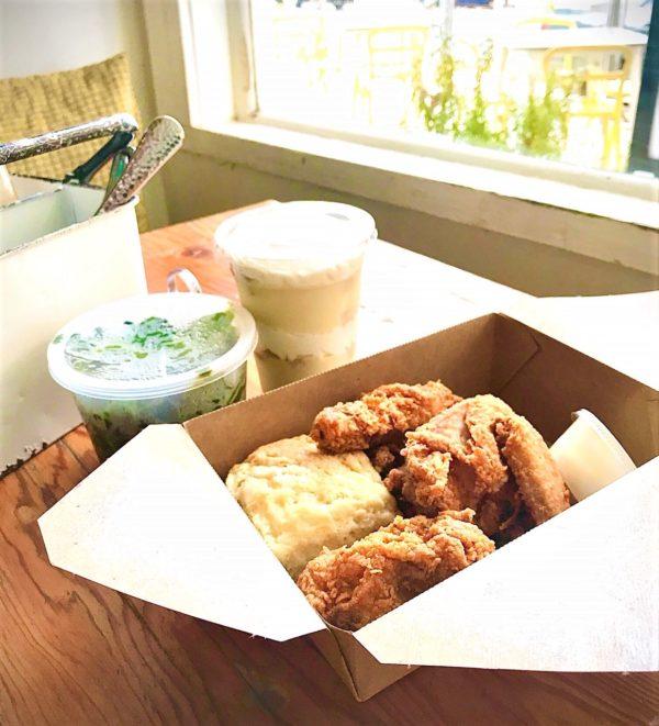 South Petey's Fried Chicken/Roshá Hester
