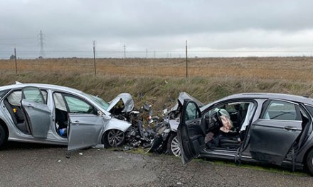 1 Killed & 5 Injured In Tragic Head-On Collision