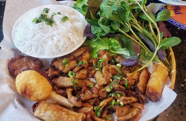 Vietnamese Cuisine from Ha Noi Pho, One of the Best!
