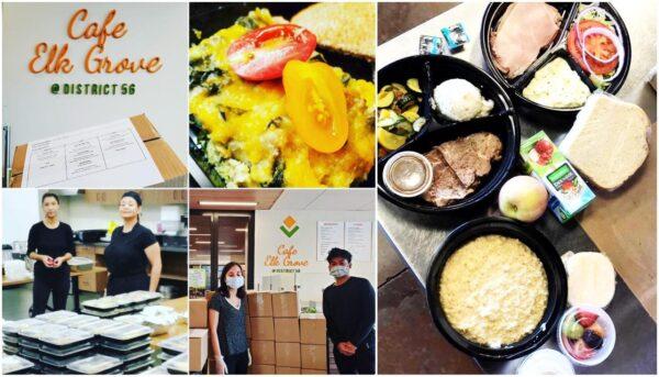 Elk Grove Restaurants Serve Seniors With Great Plates Delivered Program