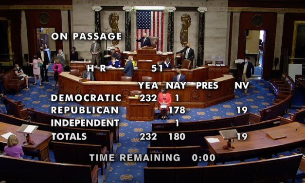 House Votes To Make Washington D.C. The 51st State