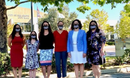 "Women Of Elk Grove Say ""We Will Not Be Silenced"""