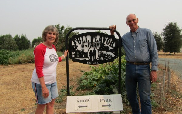 Fruits & Vegetables Grown With Love At Full Flavor Farm