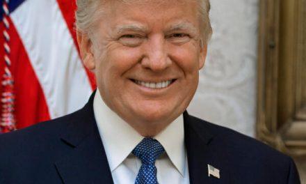 President Trump Visits Sacramento