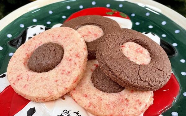 Recipe of the Month: Double Trouble Christmas Cookies