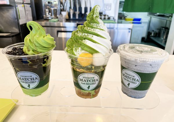 Premium Matcha Cafe Maiko: A Darling Place To Eat