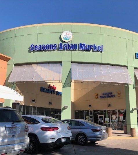 Seasons Asian Market Comes To Elk Grove
