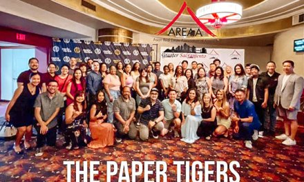 Hosted By AREAA, The Paper Tigers At Sacramento's Tower Theatre