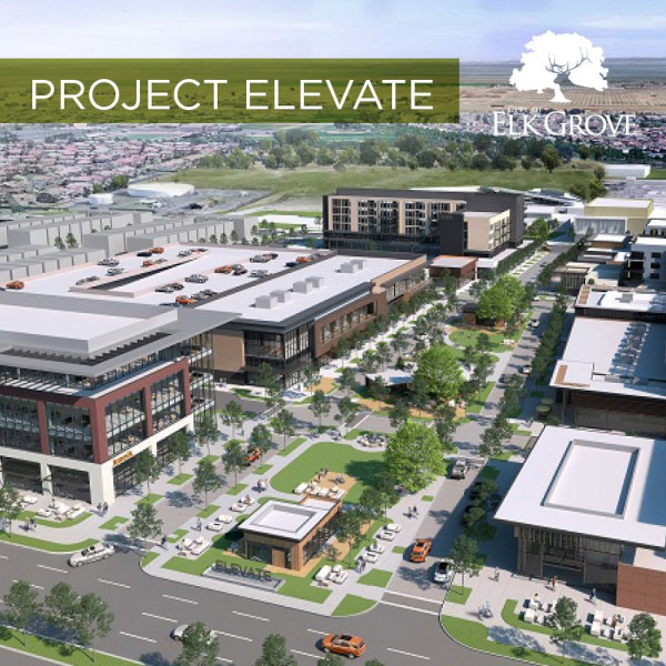 City Of Elk Grove Signs Two Year Contract For Project Elevate