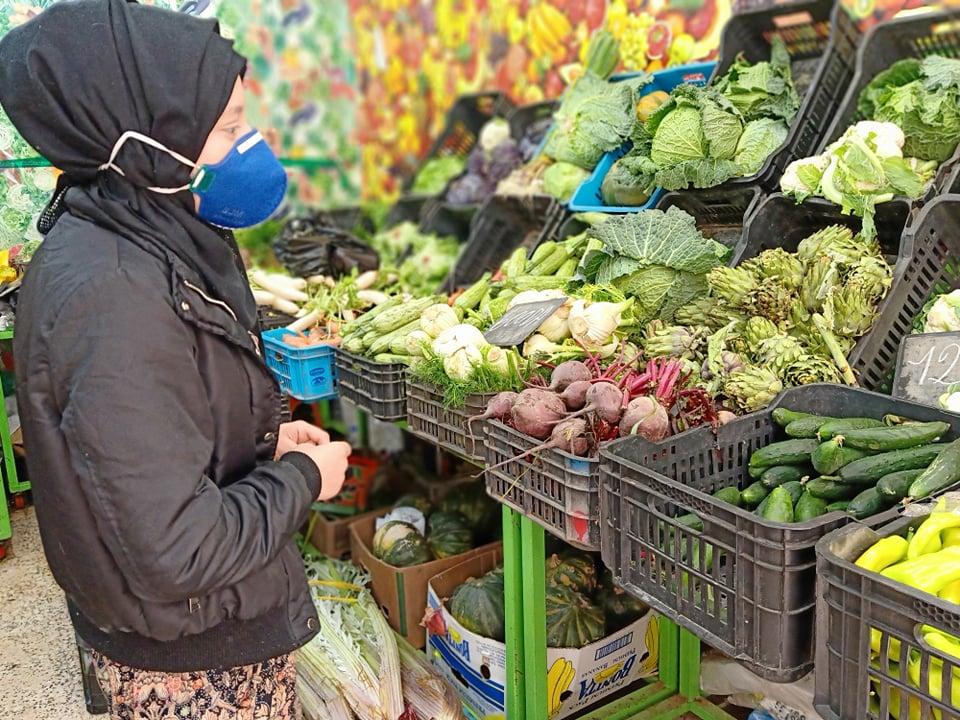 الخبر-أسعار الخضر تلتهب في أسواق الجملة والتجزئة