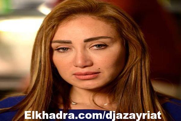 فيديو: الإعلامية المصرية ريهام سعيد تسقط في بلاعة على الهواء