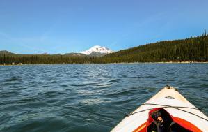 Elk Lake Resort Kayaking