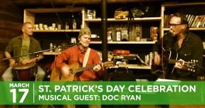 St. Patrick's Day Celebration @ Elk Lake Resort