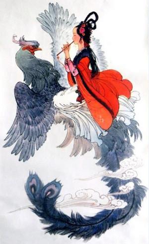 Женщина и птица   Красота спасет мир?