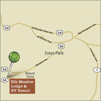 Elk Meadow Lodge & RV Park | Directions - Elk Meadow Lodge