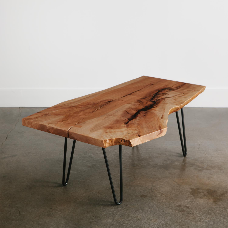 maple coffee table no 152 elko