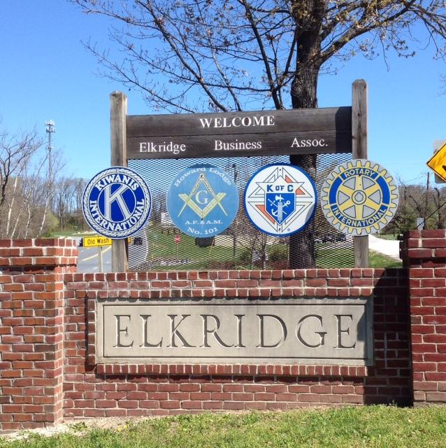 Elkridge Marker