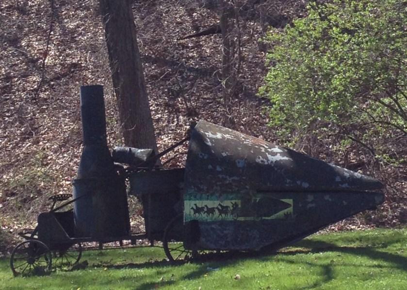 A-bomb contraption