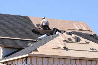 Shingle roof replacement in Elk River, MN